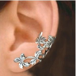 NEW 925 Sterling Silver Clip Earrings